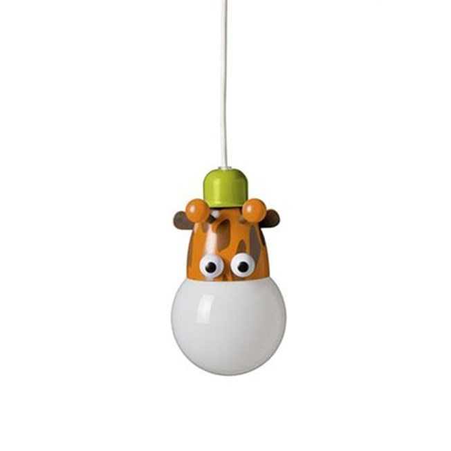 Children's Hanging Lamp Giraffe