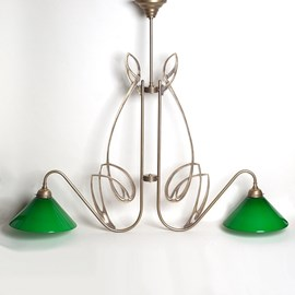 T-Hanging Lamp Double Nouveau