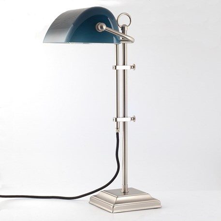 Banker Lamp Modern | Adjustable in height
