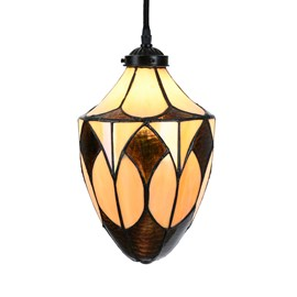 Tiffany Pendant Light Parabola