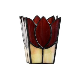 Tiffany Tea Light Holder Sweet Tulip