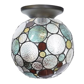 Tiffany Ceiling Lamp Endless