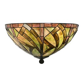 Tiffany Ceiling Lamp Willow