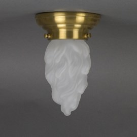 Ceiling Lamp Flame