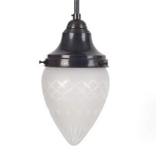 voorbeeld van een van onze Hanging Lamps