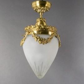Elongated  Ceiling Lamp Garland