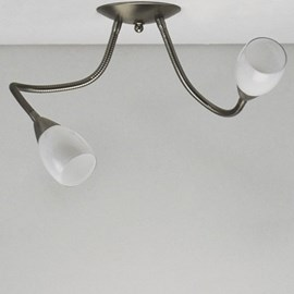 Ceiling Spotlight Flexible 2 Arms