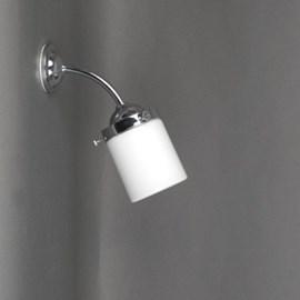 Outdoor/ Large Bathroom Wall Lamp Cylinder