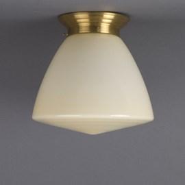 Ceiling Lamp School Lamp Light Yellow