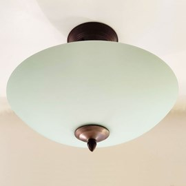 Ceiling Lamp with 40 cm Bowl