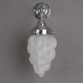 Bathroom Lamp Flame Arched