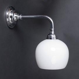 Bathroom Lamp Shower Perpendicular