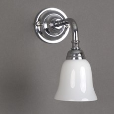 Bathroom Lamp Bell Perpendicular