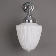 Bathroom Lamp Antique Perpendicular