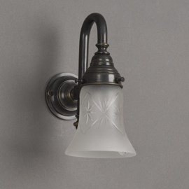 Bathroom Lamp Etched Lampshades Small Arch