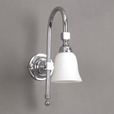 Bathroom Lamp Bell Large Arch