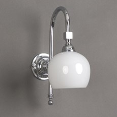 Bathroom Lamp Shower Large Arch