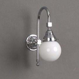 Bathroom Lamp Globe Shapes Large Arch