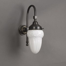 Bathroom Lamp Flower Large Arch