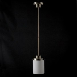 Hanging Lamp Long Cylinder Medium