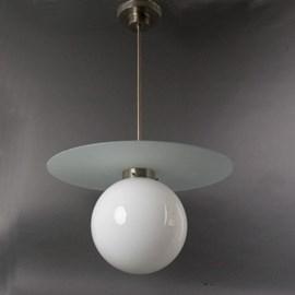 Hanging Lamp Gispen 24 Wagenfeld
