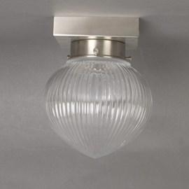 Industry Globe Ceiling Lamp