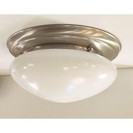 Ceiling Lamp Mushroom Ø30 in Opal