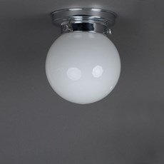 Bathroom Ceiling Lamp Globe