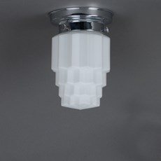 Bathroom Ceiling Lamp Art Deco