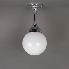 Bathroom Ceiling/Hanging Lamp Globe