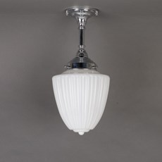 Bathroom Ceiling/Hanging Lamp Antique
