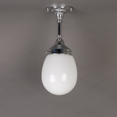 Bathroom Ceiling/Hanging Lamp Teardrop
