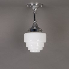 Bathroom Ceiling/Hanging Lamp Small Stepped