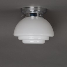 Bathroom Ceiling Lamp Gispen Pointy Flat