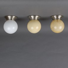 Ceiling Lamp Globe in various models