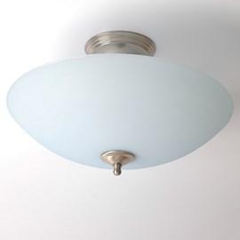 Vintage Ceiling lamp fifties pastel