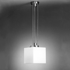 Quattro Hanging Lamp Cube in 3 sizes