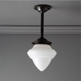 Outdoor/ Large Bathroom Hanging Lamp Acorn