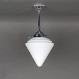 Outdoor/ Bathroom Pendant Lamp Pointy Cone