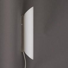 Wall Lamp Round Tube Opal