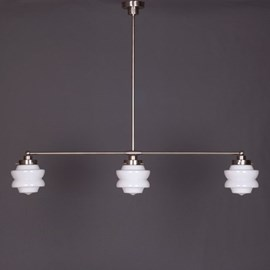 Hanging Lamp 3-Light with Small Top