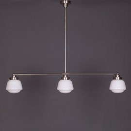 Hanging Lamp 3-Light with High Button