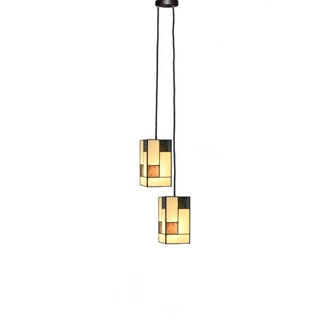 Tiffany Chandelier Mondriaan Small Square 2