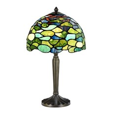 Tiffany Table Lamp Hydrangea