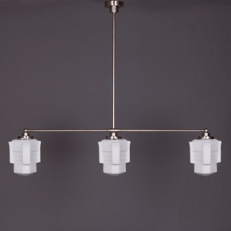Hanging Lamp 3-Light with Apollo